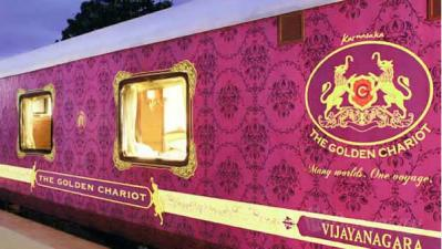 South India Golden Chariot Train Tour Package