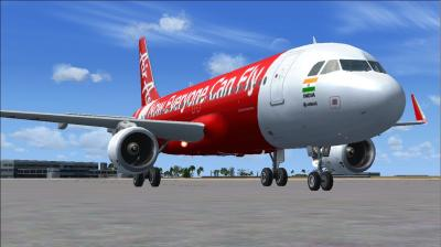 AIRASIA TO LAUNCH FLIGHTS FROM INDORE